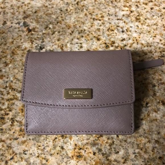 6bc0d63c873a kate spade Handbags - Kate Spade ♤ Laurel Way Petty Wallet